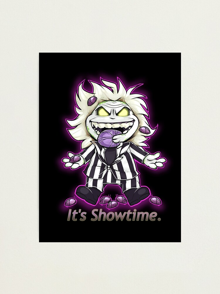 Alternate view of It's Showtime! Photographic Print