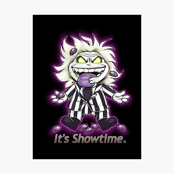 It's Showtime! Photographic Print