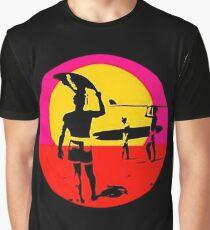 Surf  Graphic T-Shirt