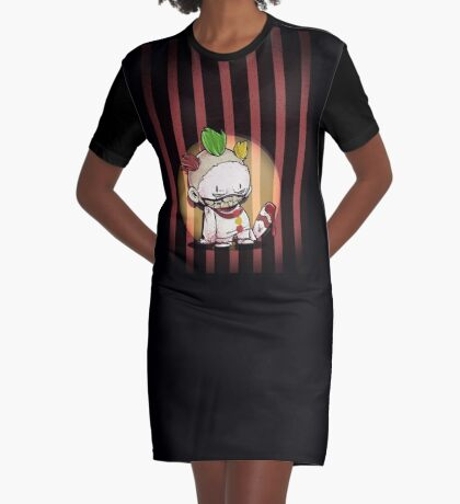 FREAKSHOW Graphic T-Shirt Dress