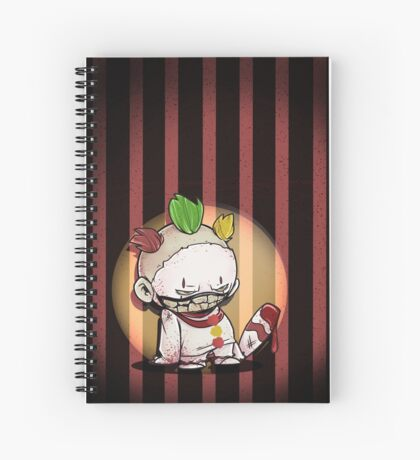 FREAKSHOW Spiral Notebook