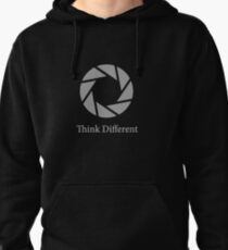 Aperture Science, Think Different Pullover Hoodie