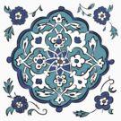 Abstract turkish pattern by Kudryashka