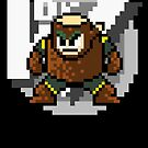 Woodman by Funkymunkey