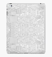 Blank Blocks iPad Case/Skin