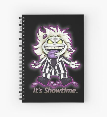 It's Showtime! Spiral Notebook