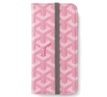 Goyard Perfect Case pink iPhone Wallet/Case/Skin