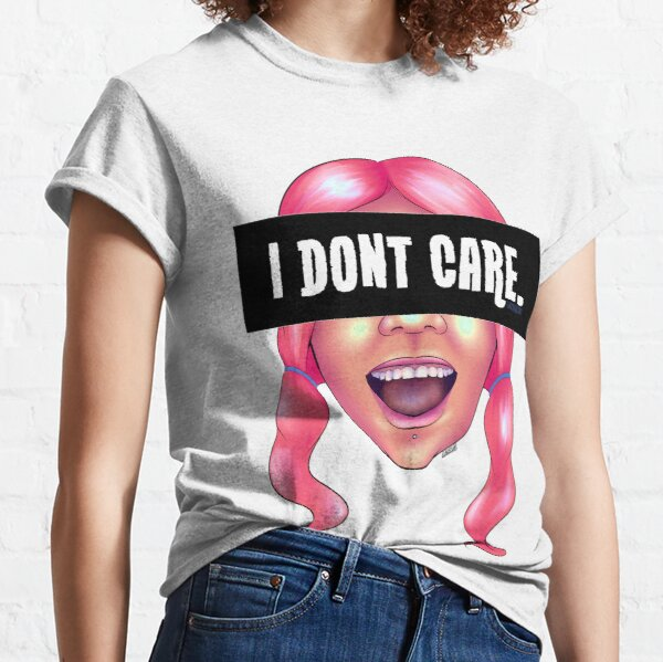 Leanore Doesn't Care Classic T-Shirt
