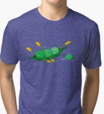 Give peas a chance Tri-blend T-Shirt