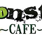 Monster Cafe Logo by Tandemonium