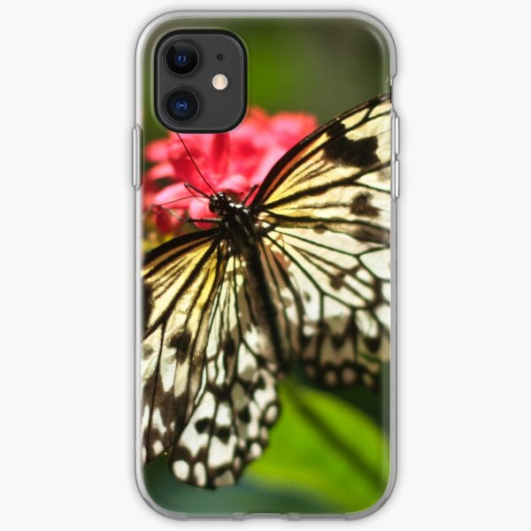 Lace Wing iPhone Soft Case