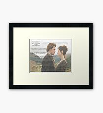 Outlander Framed Print