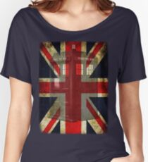 Union Tardis Women's Relaxed Fit T-Shirt