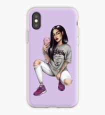 Stussy Girl iPhone Case