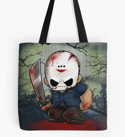 Jason Vorhees Tote Bag