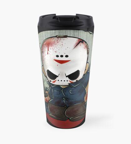 Jason Vorhees Travel Mug