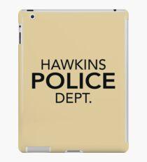 Hawkins Police Dept. iPad Case/Skin