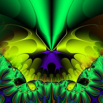 Butterfly Wings by WildcatFractals