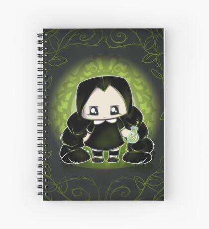 Wednesday Spiral Notebook
