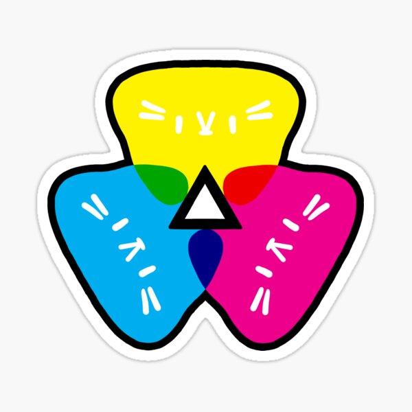 CMYKat Sticker