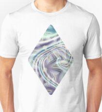 Abstract Shards Fractal  Unisex T-Shirt