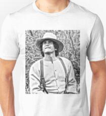 Michael Landon Little House on the Prairie Unisex T-Shirt