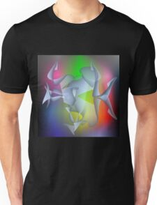 brainwave, colorful fantasy picture Unisex T-Shirt