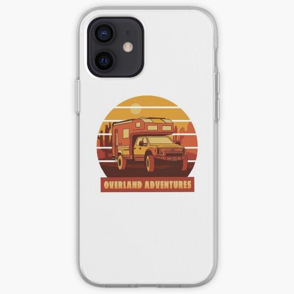OVERLAND iPhone Soft Case