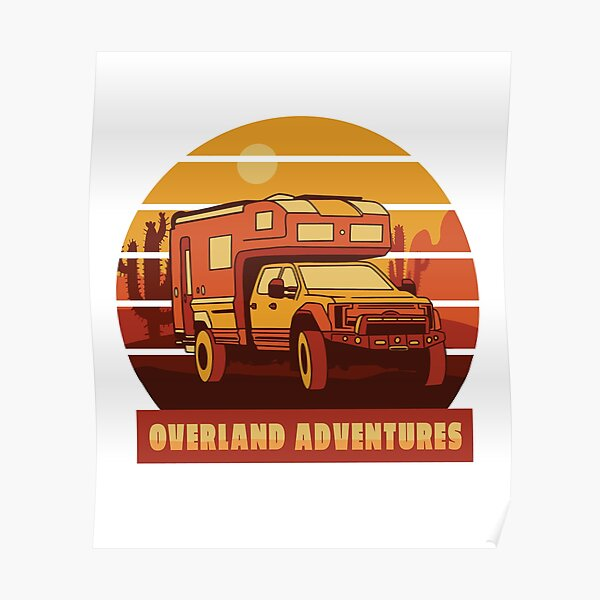 OVERLAND Poster
