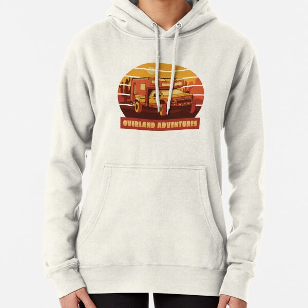 OVERLAND Pullover Hoodie