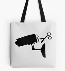 Fight against CCTV Tote Bag