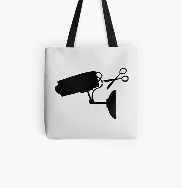 Fight against CCTV All Over Print Tote Bag