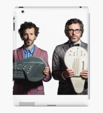 Flight of the Conchords - Jemaine and Bret iPad Case/Skin