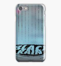 Black Rain - Puddle iPhone Case/Skin