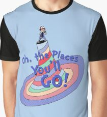 Oh, the Places You'll GO! Graphic T-Shirt