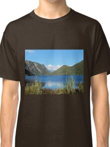 Sky Reflection Classic T-Shirt