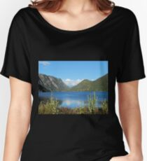 Sky Reflection Women's Relaxed Fit T-Shirt