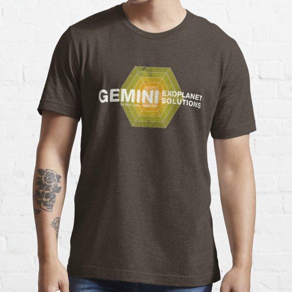 GEMINI EXOPLANET SOLUTIONS Essential T-Shirt