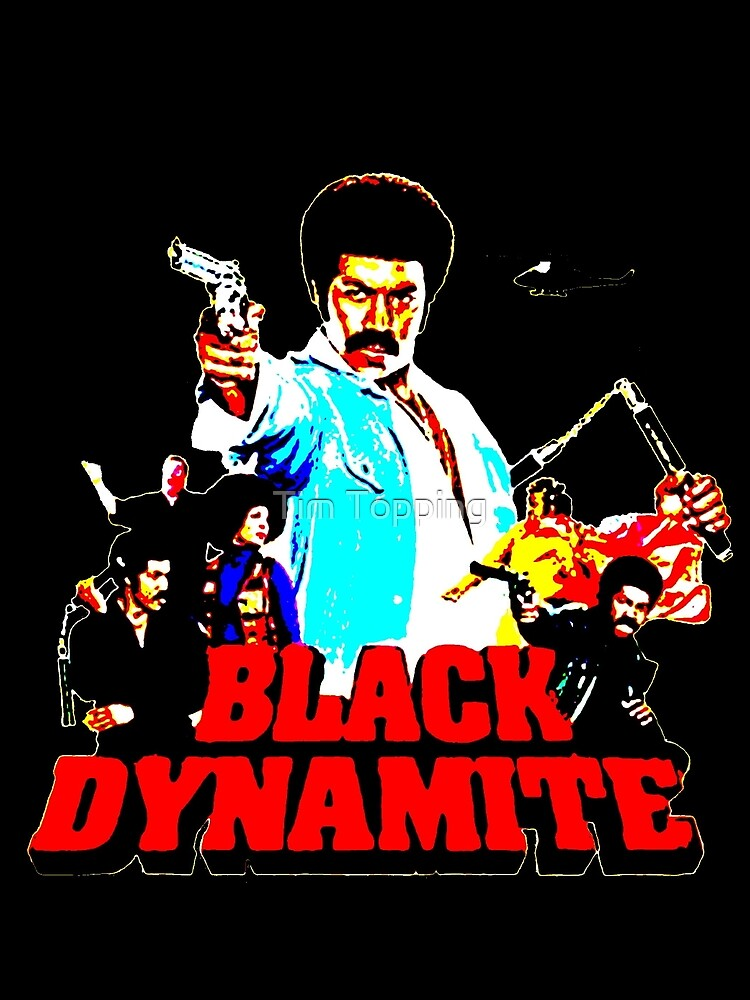 Black Dynamite by timtopping
