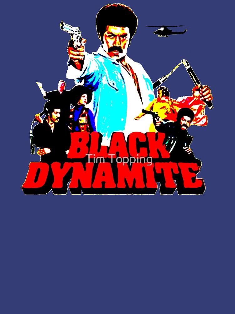Black Dynamite | Unisex T-Shirt