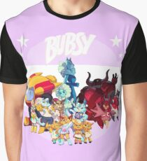 Bubsy Reboot - Combo Graphic T-Shirt