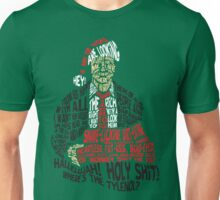 Holy Shit! Where's the Tylenol? X-Mas Unisex T-Shirt