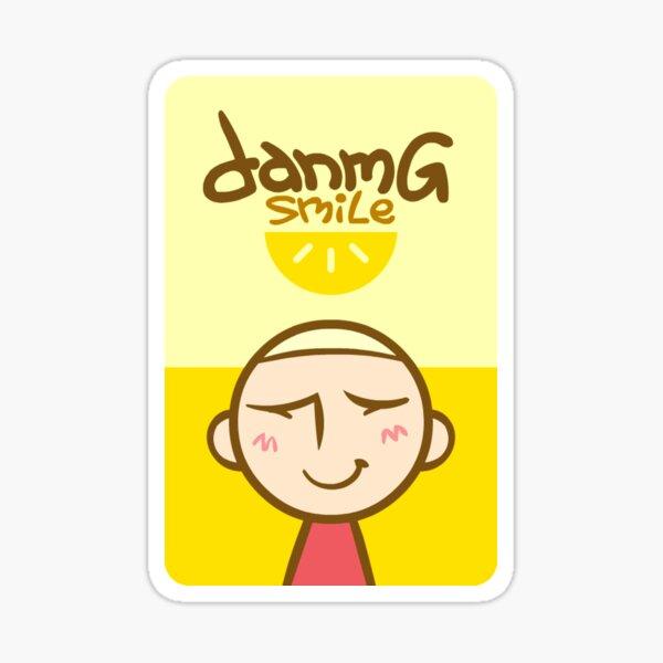 danmuG Smile Sticker