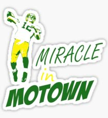 Miracle in Motown Sticker