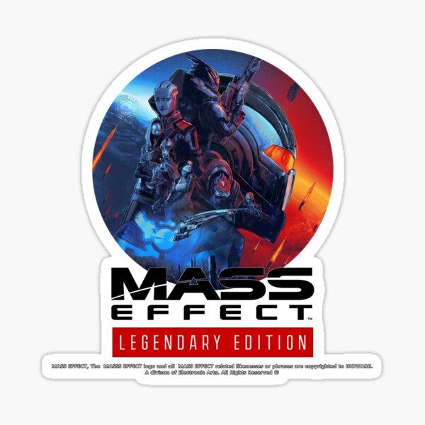 Mass Effect Legendary Edition Sticker