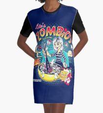 i-zombio's Graphic T-Shirt Dress