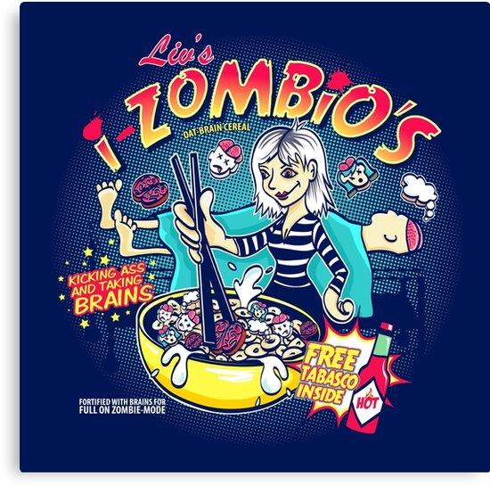 i-zombio's by DoodleHeadDee