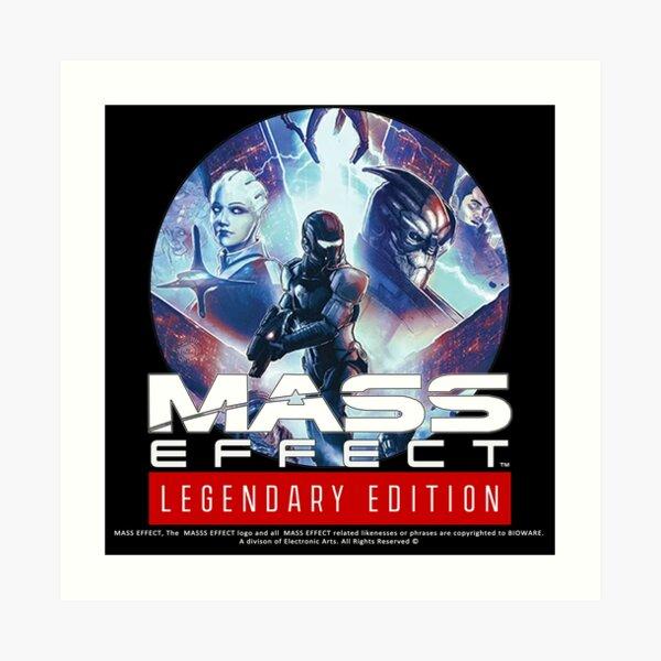 Mass Effect: Legendary Edition (ME1) - Alternate Art Print