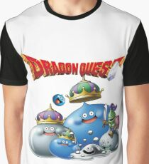 Dragon Quest - slime Graphic T-Shirt