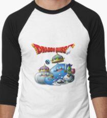 Dragon Quest - slime Men's Baseball ¾ T-Shirt
